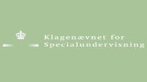 Klagenævnet for Specialundervisnings logo